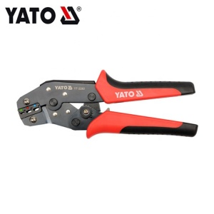 YATO Crimping Pliers Mini Wire Pliers Wholesale Price High Quality 0.5-2.5MM2