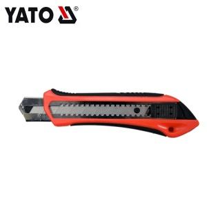 YATO Electrician Trapezoidal Cutting Blade Knife Utility Pocket Knife Sharpener 25MM