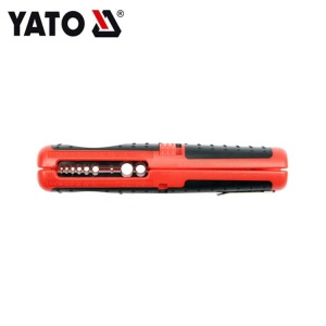 YATO Electricians Insulated Safety Wire Stripper Function Cutter Wire Stripper 0.5-6MM2
