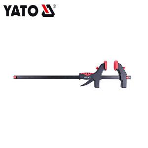 YATO Factory Price China Plastic Screw Clamp Quick Release Plastic Clamp