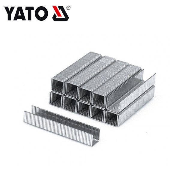 YATO Hot Selling Staples Stainless Staples Wholesale 14MM /10,6X1,2/ 1000PCS
