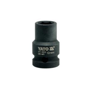 YATO Industrial Grade Impact Socket Wrench Socket Set Durable Solid 1/2