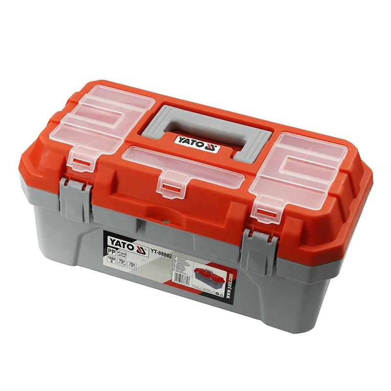 YATO PLASTIC BOX SIZE L TOOL BOX & CABINETS YATO YT-88882