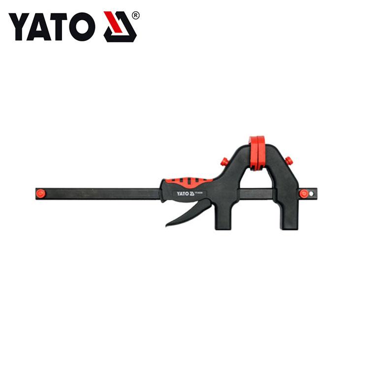 YATO Plastic Spring Clamp Construction Tools Quick Release Plastic Clamp