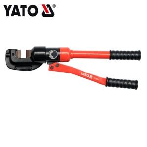 YATO Tragbarer hydraulischer Kombinationsdrahtseil-Metallschneider Hydraulischer Schneider