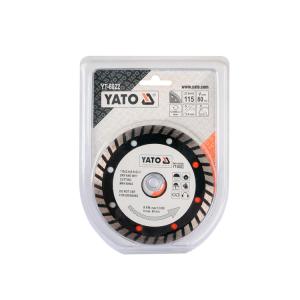 YATO POWER TOOL ACCESSORIES YT-6022 DIAMOND CUTTER BLADE