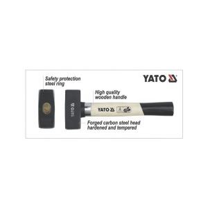 YATO Schlagwerkzeuge Sicherheitshammer Steinungshammer 1250G Power Hammer zu verkaufen
