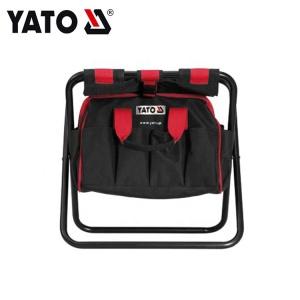 YATO TOOL BAG WITH SEAT.42X29X30CM Electrician Backpack Tool Bag Technician Tool Bag