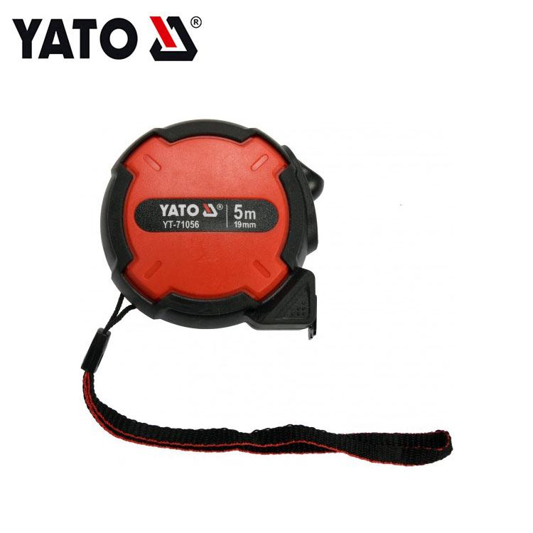 YATO Wholesale Measure Tape Measuring Tools Measuring Tape 5 M X19 MM