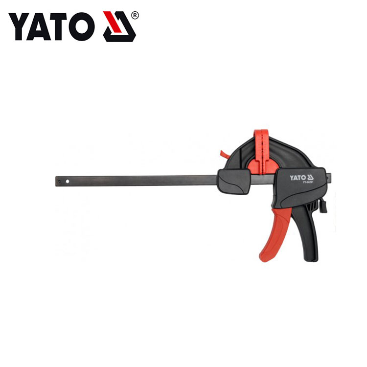 YATO Wholesale Price Quick Release Rope Clamp Quick Release Plastic Clamp