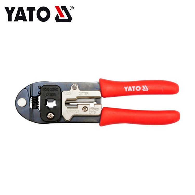 YATO YT-2242 كماشة تجعيد وأطقم 8P