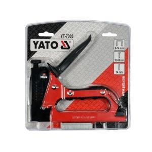 YATO YT-7003 INDUSTRIAL AUTOMOTIVE TOOLS STAPLE GUN 6-14MM /1,2/