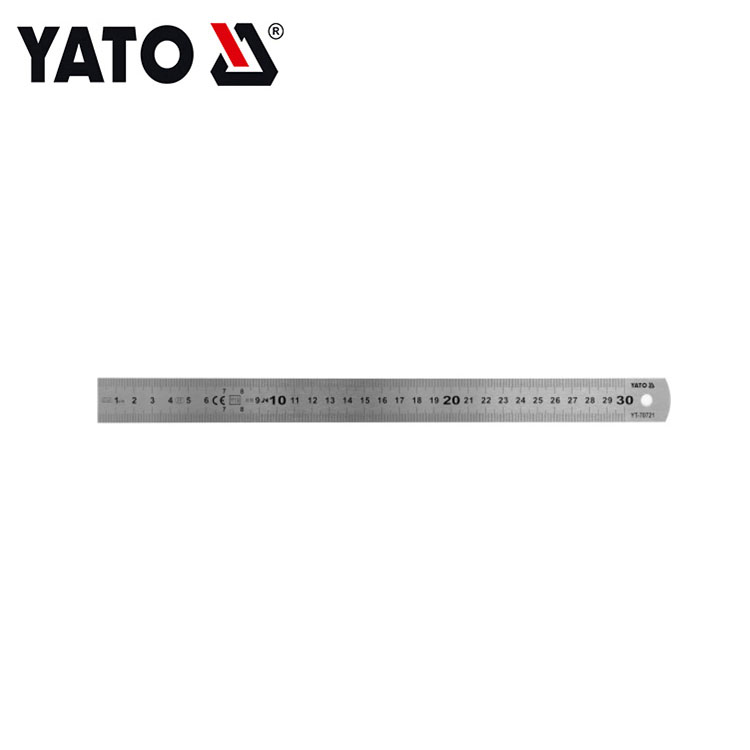 YATO YT-70721 CHINA INDUSTRIAL MEASURING TOOLS SS STRAIGHTEDGE 300MM PRICE