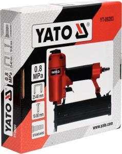 PNEUMATIC STAPLER GUN NAIL GUN AIR TOOLS YT-09203 YATO