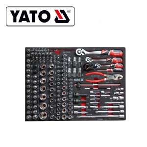 YATO  HAND TOOLS  CAR REPAIR TOOL CABINET TOOL TROLLEY YT-55297