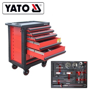 YATO  HAND TOOLS  CAR REPAIR TOOL CABINET TOOL TROLLEY YT-55303