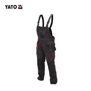 Yato 2019 China Großhandel Arbeits Bibpants Größe M Arbeitskleidung Hosen Arbeitsanzüge Sicherheit