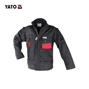 YATO 2019 China Work Suits Safety Factory Wholesale Cosy Work Wear Wholesale Jacket