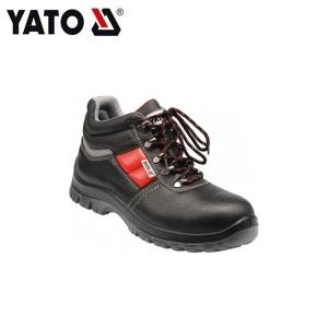 YATO 2019 Men Cut Shoes Reliable Durable Middle-Cut Safety Shoes Size 46