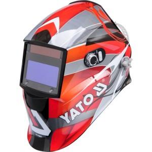 YATO AUTO- DARKENING WELDING HELMET Mask Auto Repair Industrial Using YT-73921