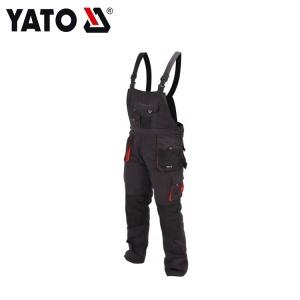 YATO Black New Design Working High Quality And Inexpensive Bibpants Size XXL