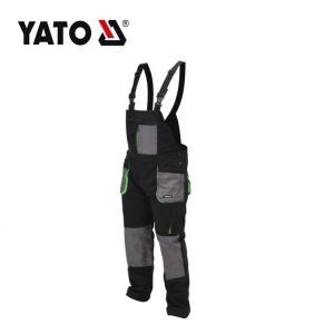YATO Schwarz Professionelle Bausicherheit Arbeitskleidung Uniform Arbeitskleidung