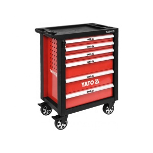 YATO CAR REPAIR MOBILE WORKBENCH TOOL CABINET ROLLER CABINET  WITHOUT TOOLS YT-55299