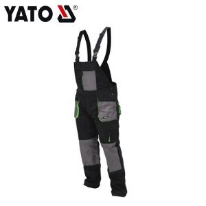 YATO Cheap Fashion Working Overalls Bibpants Size L/XL Grey And Black