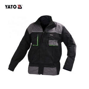 YATO China Safety Factory Großhandel Arbeitskleidung Heißer Verkauf Arbeiter Uniform Jacke