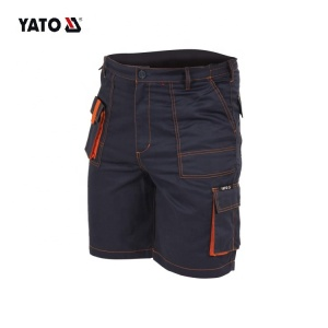 YATO China Trustworthy Qualities Comfortable Cotton Labor Short Working Trousers Size M Men Work YT-80925