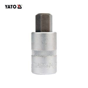 YATO EXCELLENT QUALITY INDUSTRY RECOGNITION METRIC BIT SOCKET IMPACT MAGNETIC NUT SETTER 48 LENGTH SCREWDRIVER SOCKET YT-7723