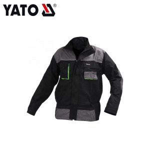 YATO Factory Gray Security High Visibility Outdoor Custom Mens Work Jacket
