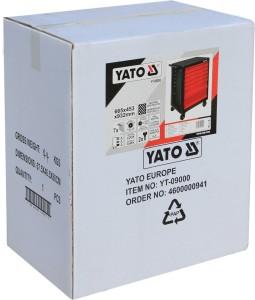 YATO HAND TOOLS CAR REPAIR  TOOL CABINET ROLLER CABINET YT-09000 PRICE