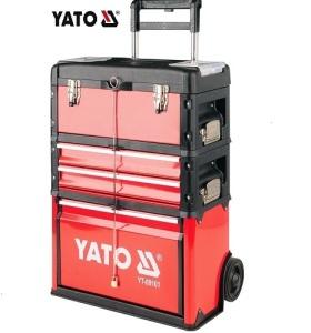 YATO HAND TOOLS ROLLER TROLLEY TOOL BOX YT-09101