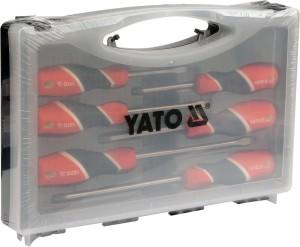 ياتو مجموعة أدوات يدوية مفك البراغي الصناعية YT-25977