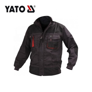 YATO Hot Sale Durable Work Jacket Working Multi-Pocket Safety Work Suits