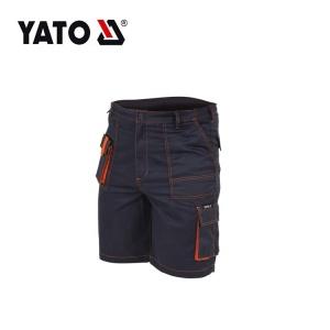YATO Herren Arbeitskleidung Großhandel Outdoor Benutzerdefinierte Kurze Hose Herren Tragen Halbe Hose