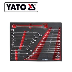 YATO نیو ماڈل پروفیشنل کار کی مرمت موبائل فون ورک بینک ٹول ٹرالی ٹول کیبن YT-09031