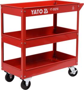 YATO NEW MODEL PROFESSIONAL WORKSHOP TROLLEY YT-55210 THREE TRAYS