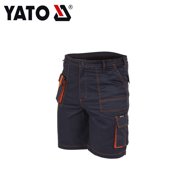 YATO Practical Low Price Fit Trousers Men Work High Qualities Comfortable Short Working Trousers Size M Men Work