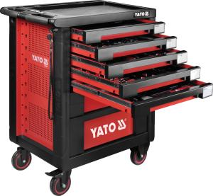 YATO WERKZEUGTASCHE BOX SCHRÄNKE HANDWERKZEUG WERKZEUGWAGEN YT-55292