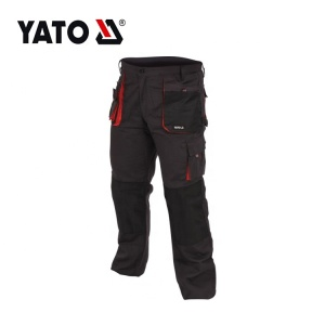 YATO Wholesale OEM Professional Men Work Wear Trousers Work Suits Safety