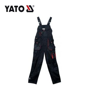 YATO Work Bib Pants Best Quality China Wholesale Price Work Wear Bib Overall