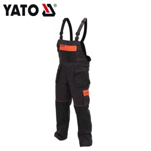 YATO Working Overalls Size XXL Safety Overall Men Trouser Pant Overall Suit