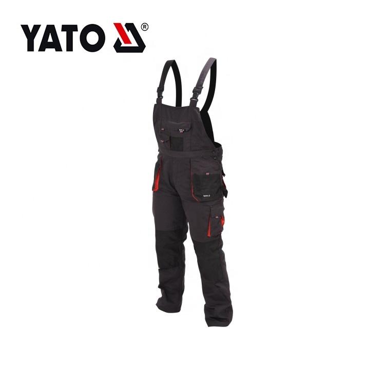 PANTALÓNS DE TRABALLO YATO tamaños de roupa de traballo Chaqueta de abrigo e pantalóns por xunto de China
