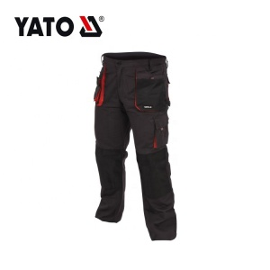 YATO Workwear China HIgh Quality Pants Outdoor Hiking Casual Trousers Work Suits