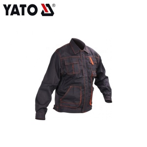 YATO YT-80397 NEW STYLE STRONG PROFESSIONAL PRACTICAL DURABLE MEN WORK WEAR JACKET