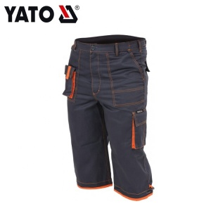 YATO YT-80943 CUSTOM MID CALF NEW DESIGN BLACK DURABLE CASUAL SIZE M MEN SAFETY WORK TROUSERS