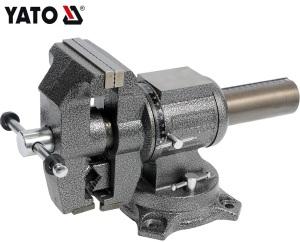 Industry Heavy Duty Schraubstock Leichter Schraubstock Drehbarer Schraubstock mit Amboss YT-6505 YATO