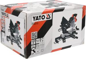 Gehrungssäge 1500W 185MM YATO SCHNEIDMASCHINE YT-82172 HOLZSCHNEIDEN